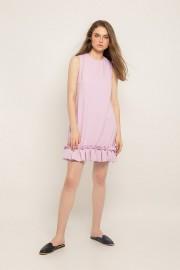 Lilac Millie Dress