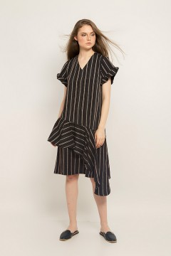 Stripes Laura Dress