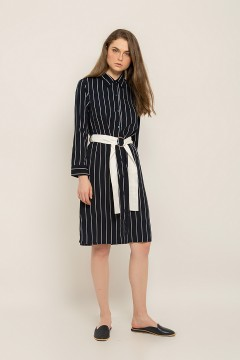 Stripes Hannah Dress