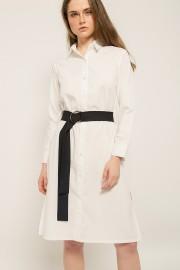 White Hannah Dress
