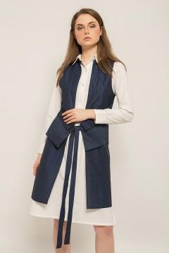 Navy Eva Vest