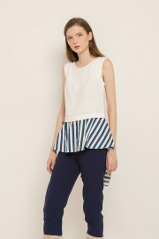 White Lily Top