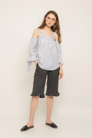 Blue Stripes Mia Top