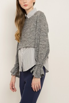 Grey Avala Top (Set)