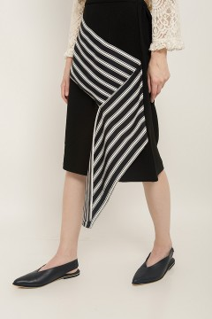 Black Selma Skirt
