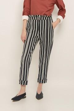 Stripes Eleanor Pants