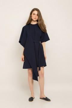 Navy Tara Dress