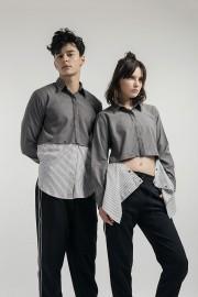 Grey Jonas Shirt