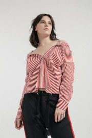 Red Multiway Shirt