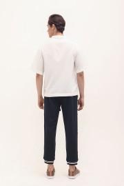 White Baseball Shirt