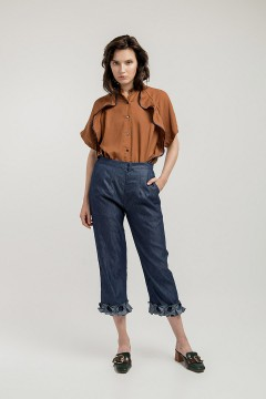 Denim Lena Pants