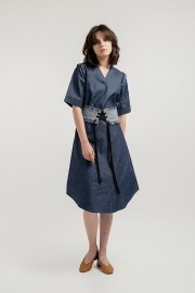 Denim Hallie Dress