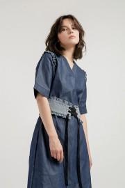 Denim Hallie Dress