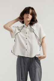 White Cora Shirt