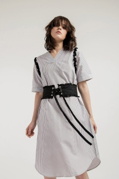 Stripes Hallie Dress