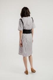 Stripes Hallie Dress