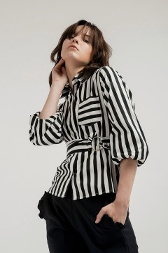 Stripes Becca Shirt
