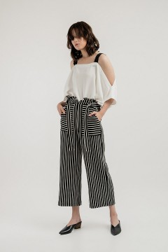 Stripes Margery Pants