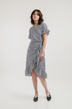 Stripes Elodie Dress