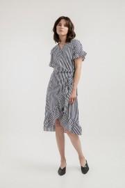 Stripes Elodie Dress