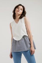 Stripes Lure Seiches Top