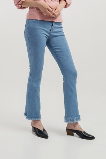 Denim Hayden Pants