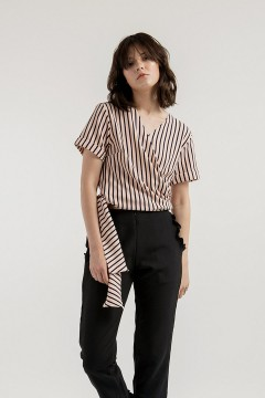 Pik Stripes Wara Top