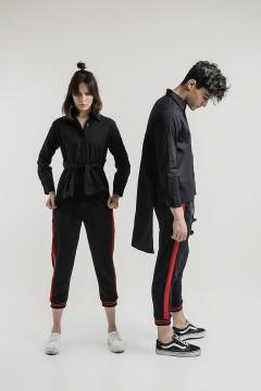 Black Giran Shirt