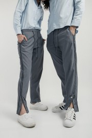 Grey Erson Listed Pants