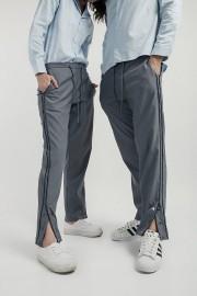 Grey Erson Listed Pants