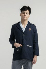 Navy Paralax Outer