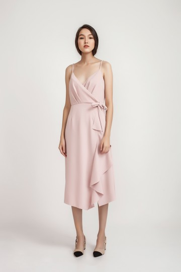 Pink Claudie Dress