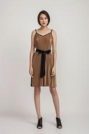 Latte Trixie Dress
