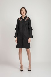 Black Manda Dress