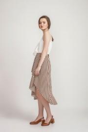 Stripes Angie Skirt