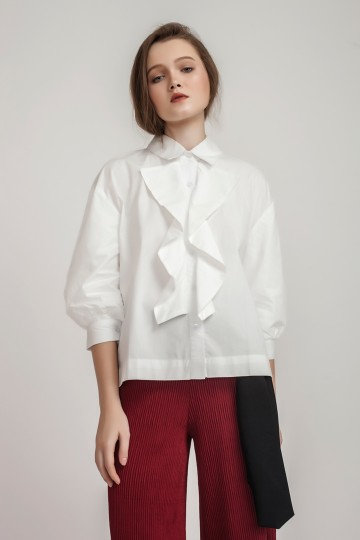 White Beatrice Shirt