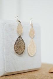Gold Yuna Earrings
