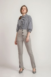 Grey Elliot Pants