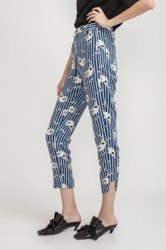 Printed Riley Pants