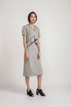 Grey Kiera Dress