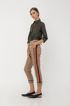 Brown Zora Pants