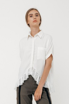 White Lora Shirt