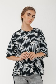 Pattern Eve Top