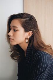 Gold Noel Earrings