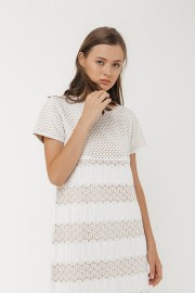 White Lucy Dress