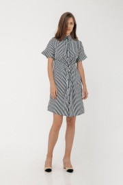 Stripes Luna Dress