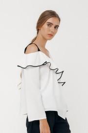 White Polina Top