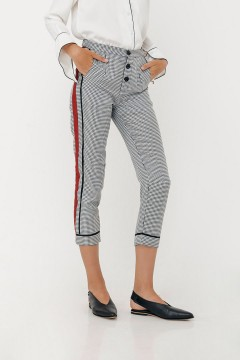 Houndstooth Zora Pants
