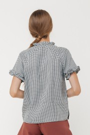 Black Darina Shirt