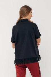 Black Lora Shirt